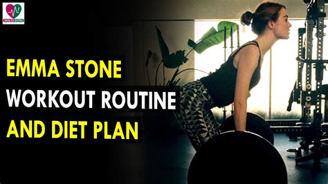 emma stone diet emma stone workout routine and diet plan health sutra