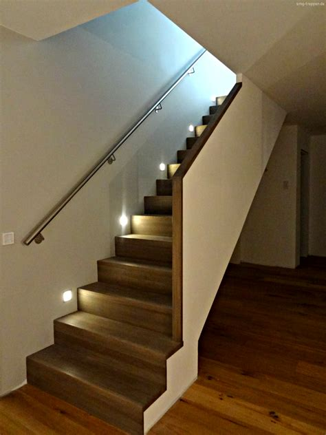 holztreppe gerade smg treppen holztreppe 2200 smg treppen