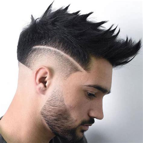 burst fade haircuts  guide
