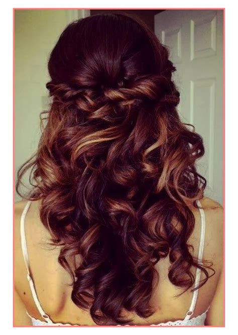 hairstyles for curly hair homecoming cute hairstyles curly hairstyles for prom best