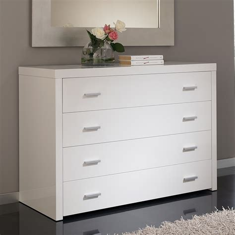 Commode Laquee Blanche Design by Commode Design 4 Tiroirs Blanche Tino Zd1 Comod A D 025 Jpg