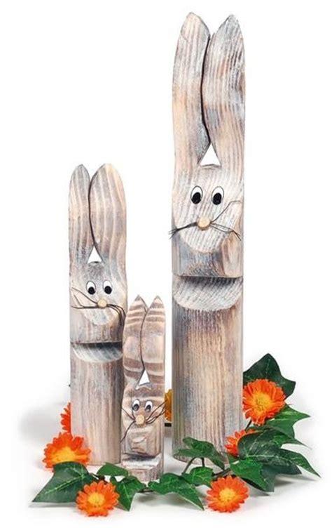 Osterdeko Aus Holz Selber Machen by 116 0800 100 Holz Hase 12 Cm Osterdekoration Ebay