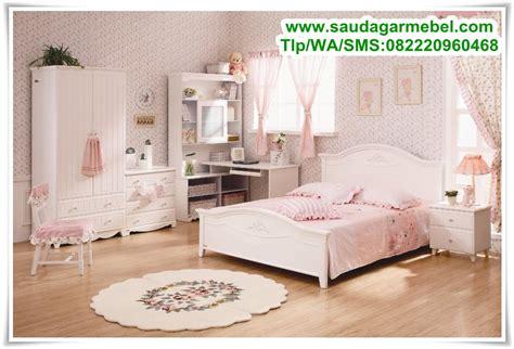 Interior Satu Set Kamar Anak mebel jati sidoarjo kamar set anak tiara minimalis