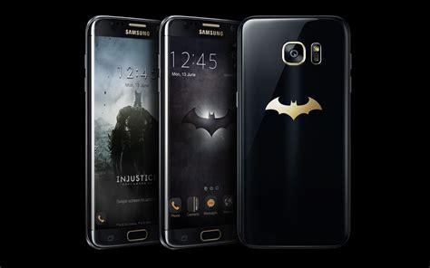 Samsung S7 Edge Di Korea batman themed samsung galaxy s7 edge injustice edition hitting south korea june 13 android