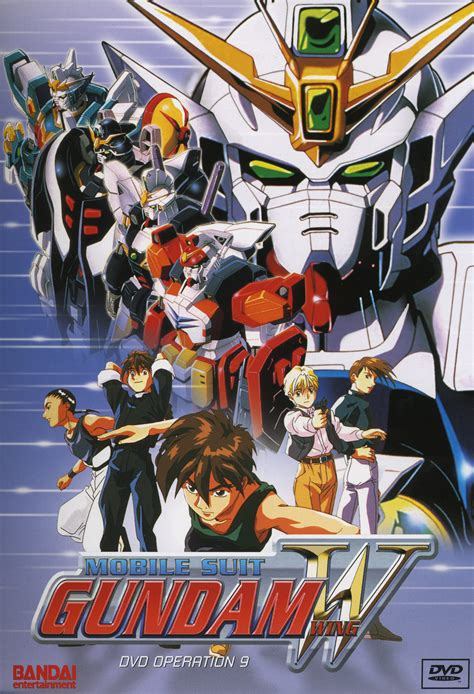 mobile suit gundam wing 3 of the losers books gundam wing