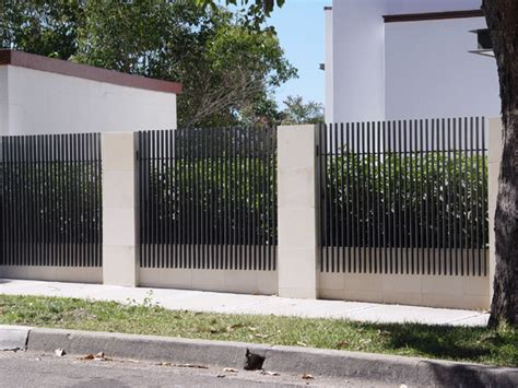 Designer Garage Doors Perth fences and gates designs joy studio design gallery