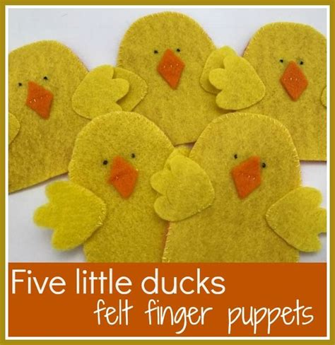pattern for felt duck 1000 images about finger puppets on pinterest woodland
