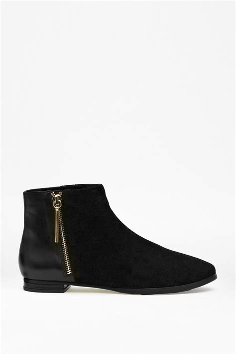 flat boot shoes flat ankle boots sale yu boots