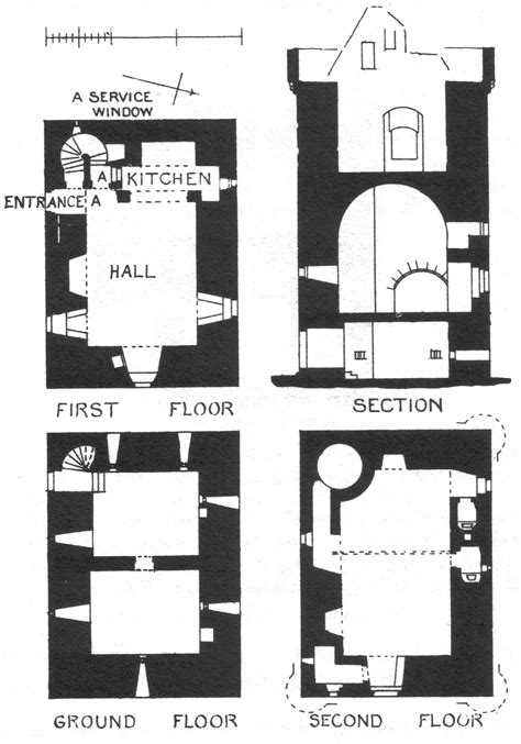 scottish castle floor plans file little cumbrae castle floorplan jpg wikimedia commons