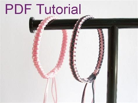 Macrame Step By Step - macrame knots step by step pdf tutorial square knot