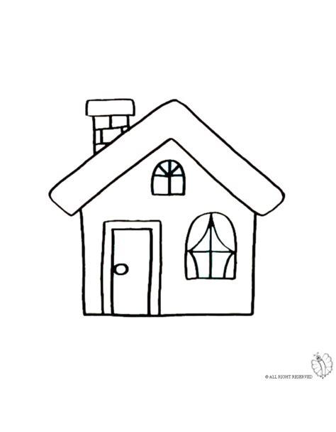 disegni di camini disegno di casa con camino da colorare con disegni di