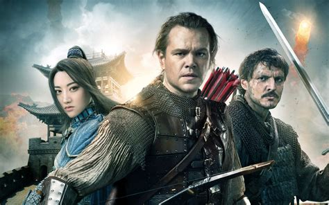 film china wölfe film review the great wall is the best of zhang the