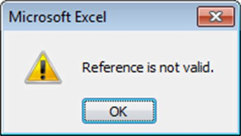 Data Source Reference Is Not Valid Pivot Table by Michael S Techblog July 2014