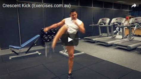 crescent kick exercisescomau