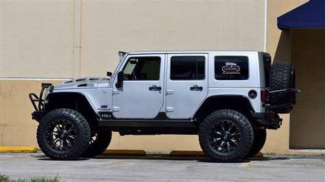 Jeep Wrangler Unlimited 2010 2010 Jeep Wrangler Unlimited T75 1 Kissimmee 2016