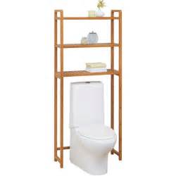 the toilet shelving unit in the toilet shelving