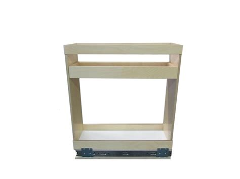 6 Inch Spice Rack Cabinet by Pull Out Spice Rack Made To Fit Spice Racks For Kitchen Cabinet