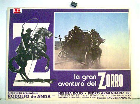 la aventura del zorro blog the first blog last posts