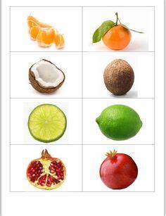Aufkleber Obst Und Gemüse by Obst Und Gem 252 Se Memory Student Centered Resources