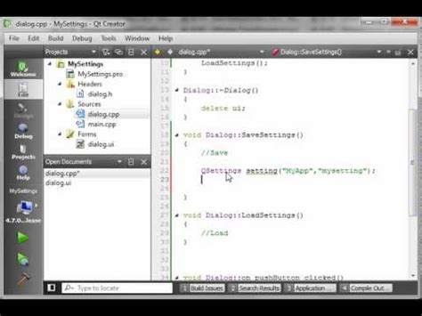 qt tutorial by voidrealms c qt 12 qfile funnycat tv