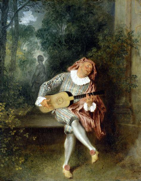 watteau the swing el retrato de arlequ 237 n belleza y enga 241 o de la pintura