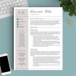 Creative Resume Design Templates by Modern Resume Templates 42 Free Psd Word Pdf Document