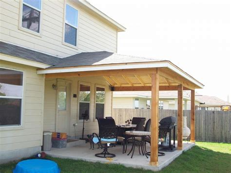 Back Porch Roof Ideas Patio Roof Design Ideas