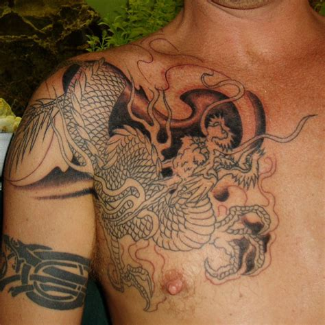 tattoo design dragon 60 awesome dragon tattoo designs for men