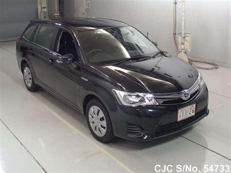 2013 Toyota Corolla For Sale 2013 Toyota Corolla Fielder Black For Sale Stock No