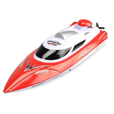 speed boat question hj806 2 4g high speed rc boat water cooling system red