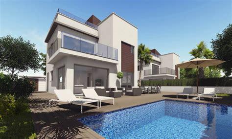 modern villas modern style alegria villas golf in villamartin quality
