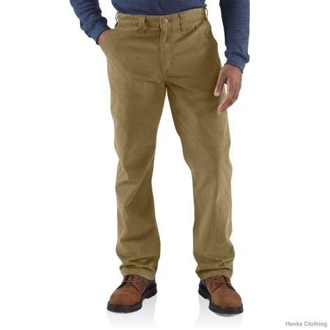 carhartt rugged work khaki carhartt 100095 s rugged work khaki pant