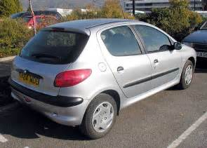 Peugeot 206 Weight Peugeot 206 1 6 1999 Auto Images And Specification