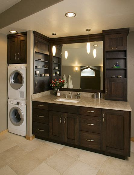 best 25 laundry in bathroom ideas on laundry