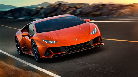 lamborghini huracan evo   wallpapers hd wallpapers