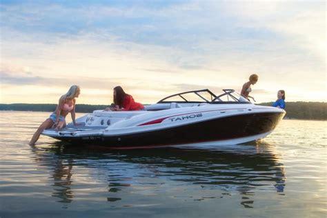 tahoe boats new tahoe boats sport series 2018 700 description