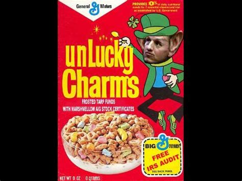 unlucky charms the timothy geithner cereal cnn ireport