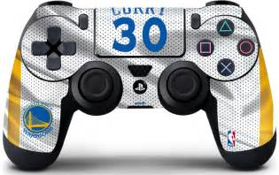 stephen curry golden state warriors jersey ps4 controller
