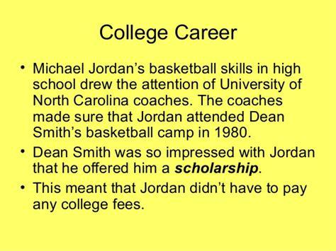 michael jordan biography ppt michael jordan biography
