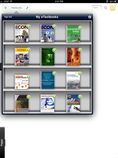 coursesmart bookshelf the best shelf design