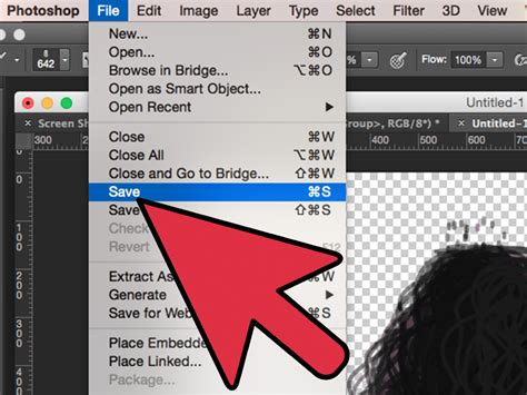 add hair  photoshop  steps  pictures