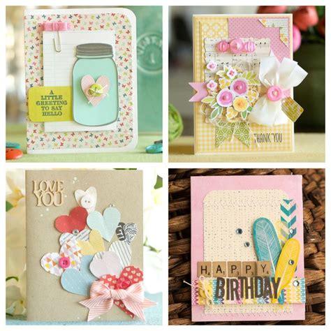 cricut card ideas great card ideas from cricut magazine february