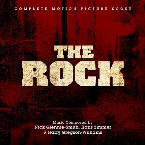 rock soundtrack hans zimmer the rock complete score