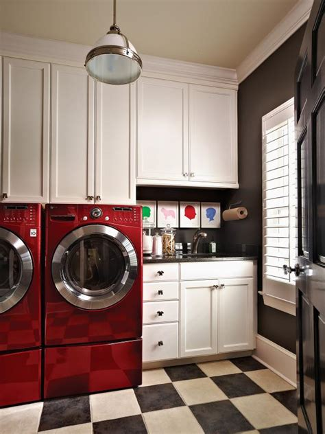 layout of a laundry room beautiful and efficient laundry room designs hgtv