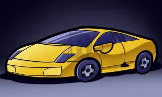How To A Lamborghini How To Draw A Lamborghini For By Darkonator Drawinghub