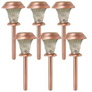 Low Voltage Outdoor Lighting Kit Paradise 6 Low Voltage Led Landscape Kit Painted Copper Finish Gl22759c6 Outdoor Lighting