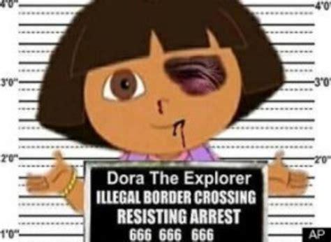 Dora The Explorer Meme - image 542996 dora the explorer know your meme