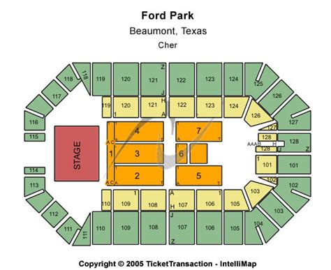 julie rogers theater beaumont tx seating chart dinosaurs ford park beaumont