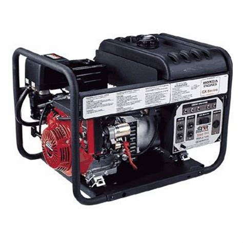 tri fuel generator 13hp honda gas lp gasoline