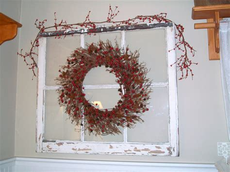 Wreaths In Windows Inspiration Cozy Window Decoration Inspirations For The Festive Godfather Style